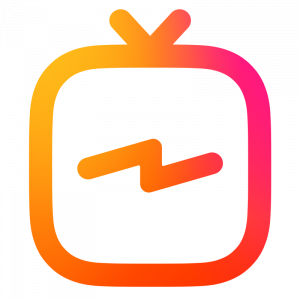 IGTV GLYPH Fill 300x300 - Make a Name for Yourself on Instagram TV
