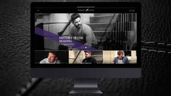 Benedict Raven home Page Mockup2 600x338 - Craft Insurance Website