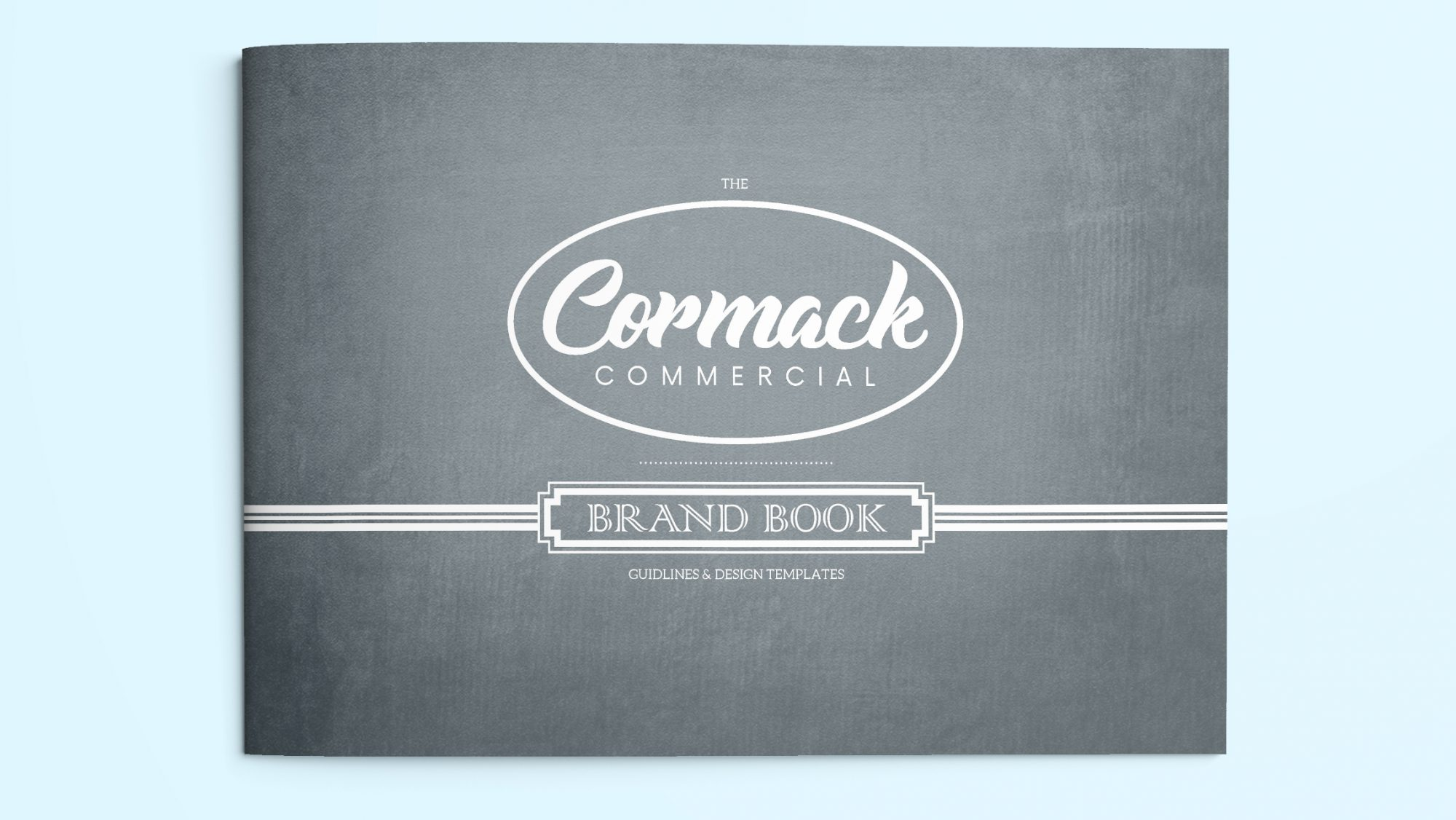 Cormack Commercial Brand Mockup 01 - Resurrect Your Brand This Easter