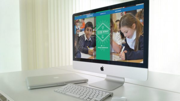 Filton Avenue School Website 600x338 - Filton Avenue Creative Strategy