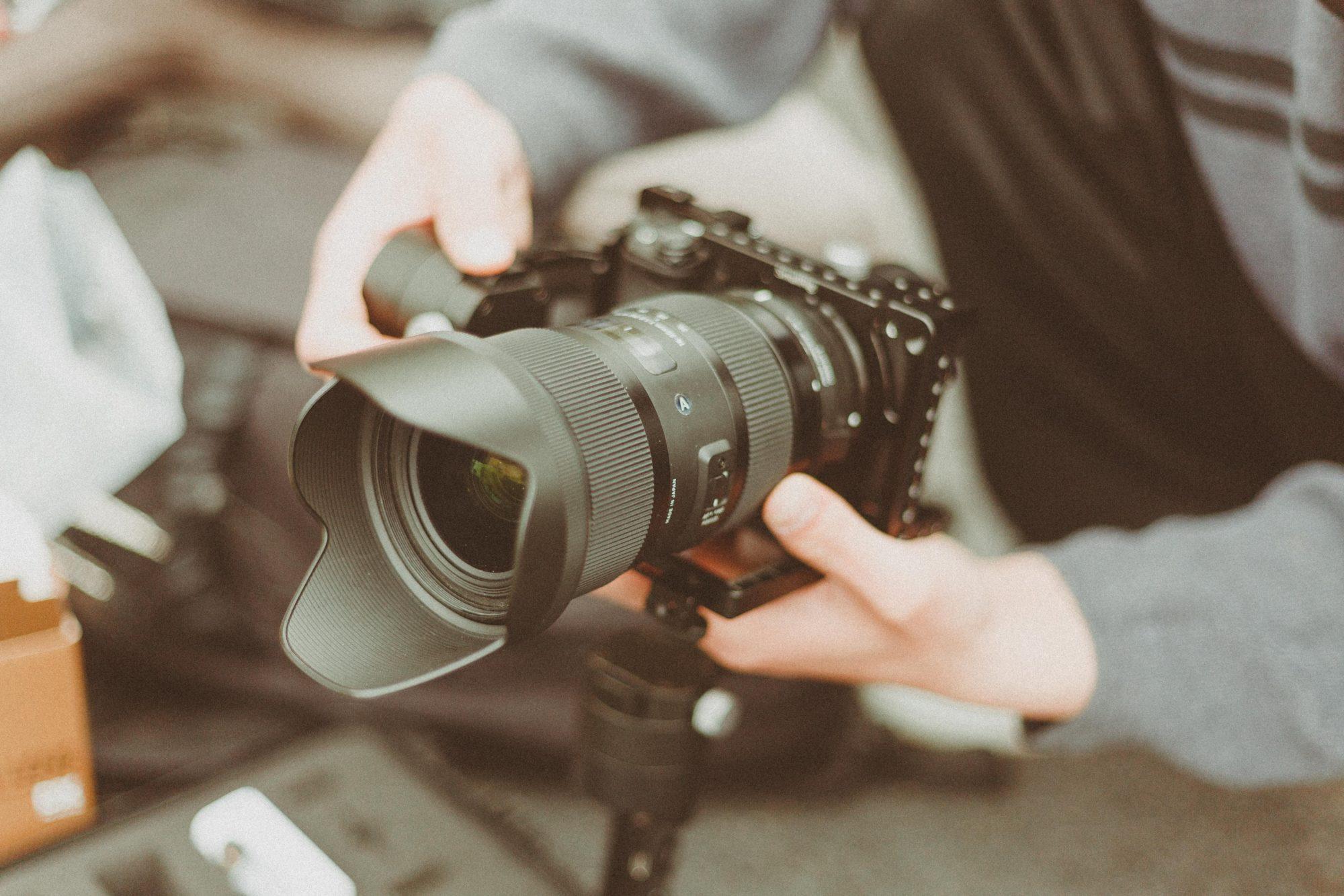 No Video No Excuse camera slr - No Video – No Excuse!