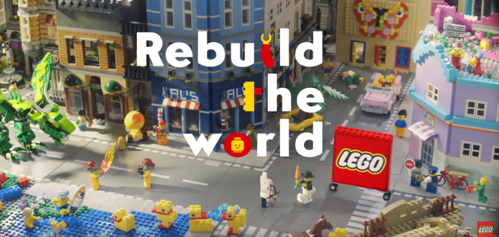 rebuild the worlds lego 1024x487 - A Brand That Rebuilds The World