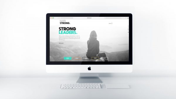 Kate Strong Website Mock Up 600x338 - Craft Insurance Website