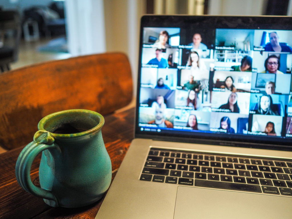 online conference call 1024x768 - Knowing Your Tribe Can Help You Thrive