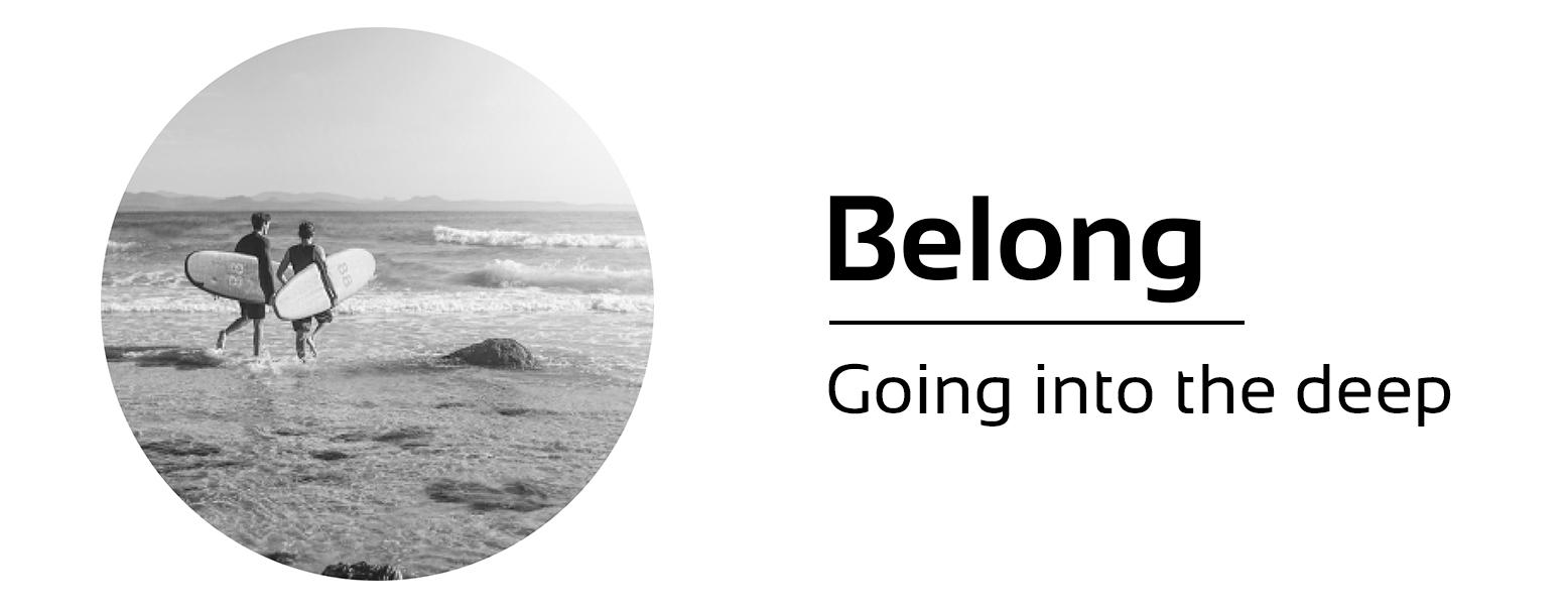 belong header graphic2 - Purpose Questionnaire